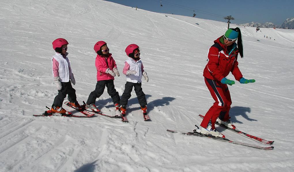 Лыжная Школа 1st Skischule Flachau