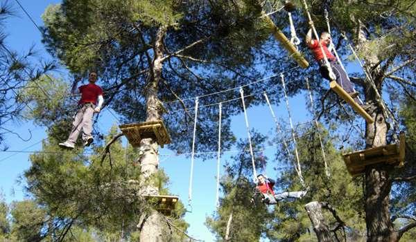Adventure Park Афины