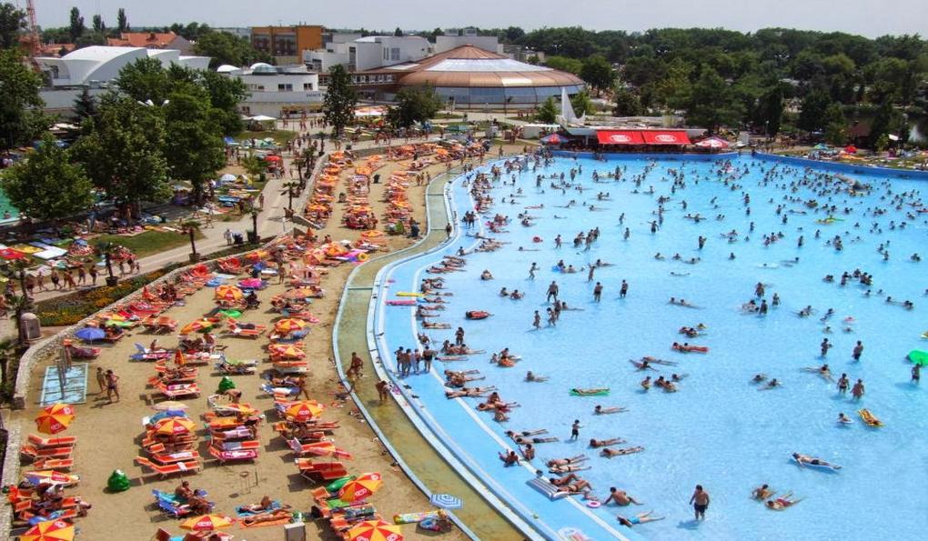 Аквапарк Aqua Palace Hajduszoboszlo