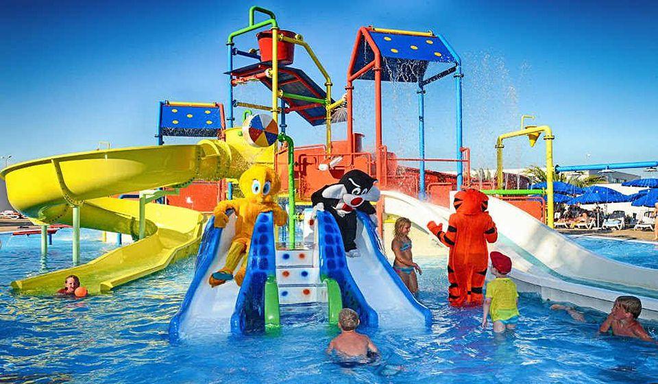 Аквапарк Aquacolors