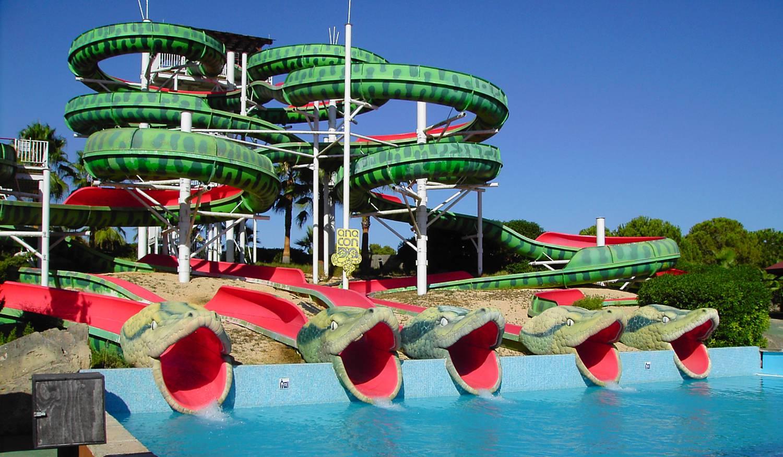 Аквапарк Aqualand Mallorca