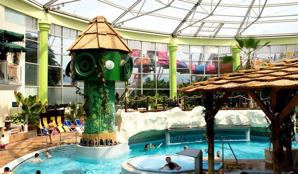 Аквапарк Кельна Aqualand