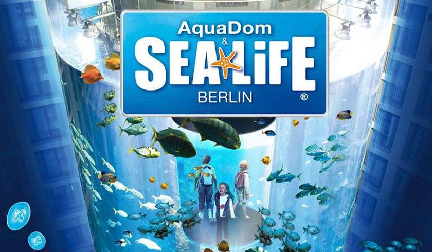Аквариум Sea Life Berlin