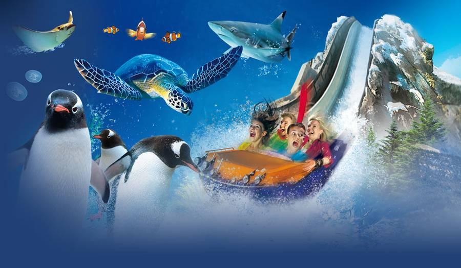 Аквариум Sea Life Oberhausen