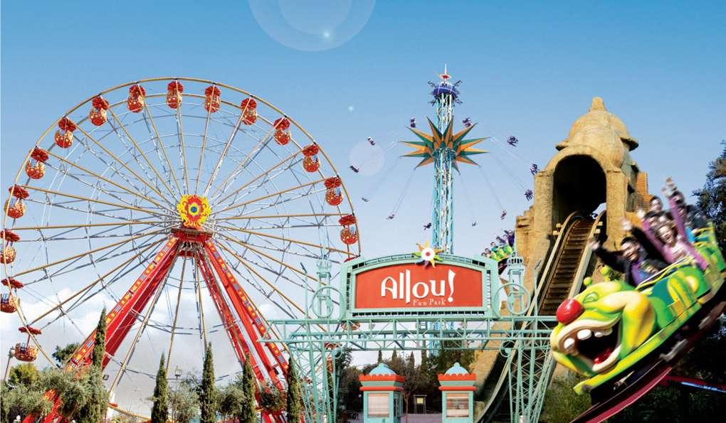 Allou Fun Park Парк Развлечений