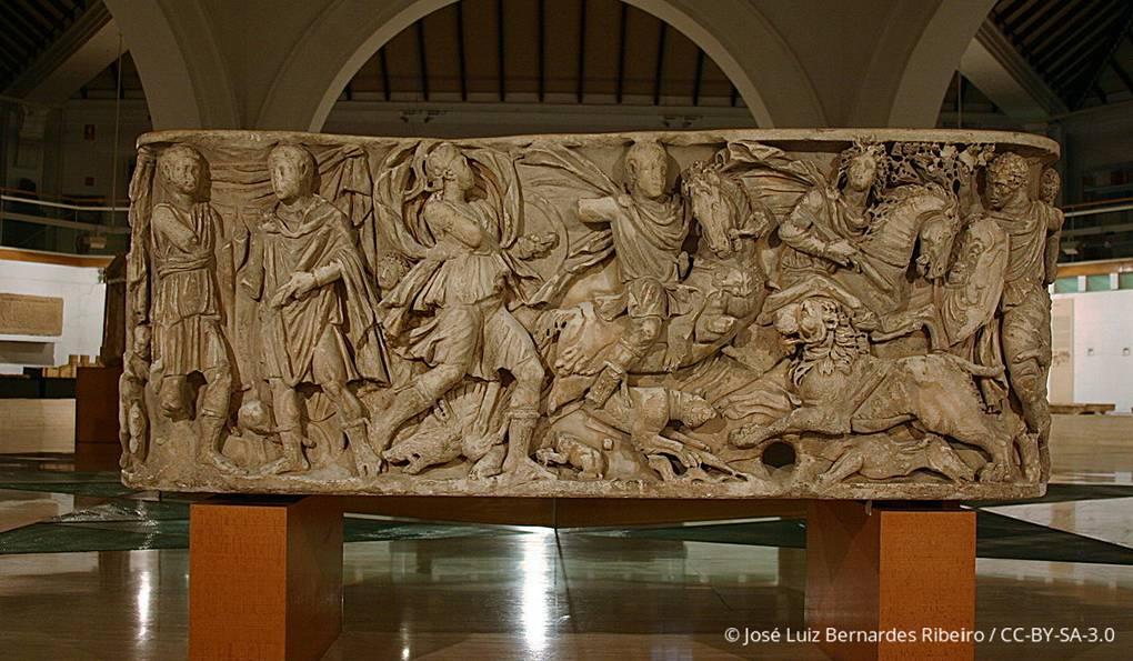 Археологический Музей Барселоны