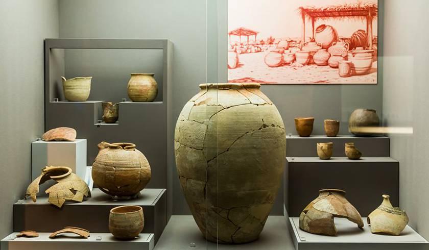 Археологический Музей Шарджи