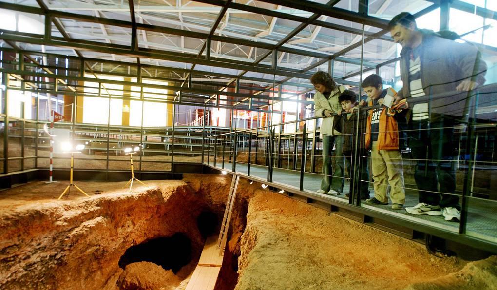 Археологический Парк в Гаве