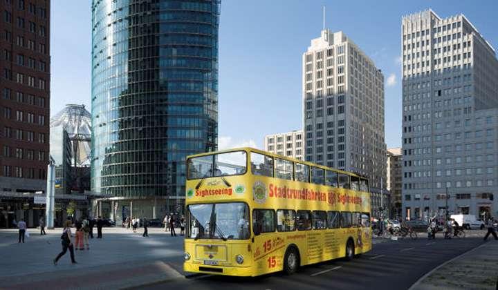 Экскурсионные Автобусы City Circle Tour