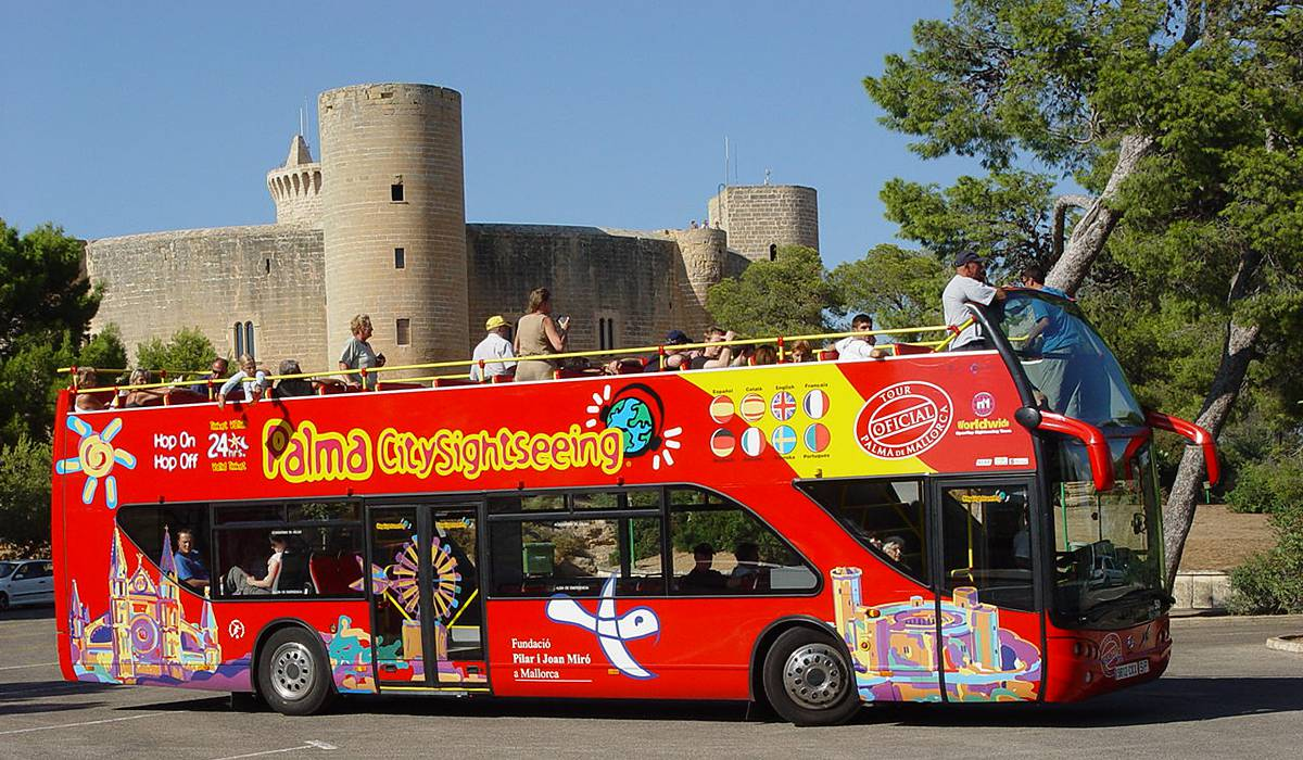 Экскурсионные Автобусы в Пальма-де-Майорка