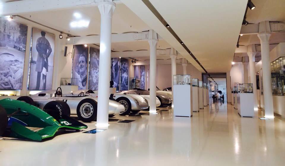 Автомобильный Музей Прототип