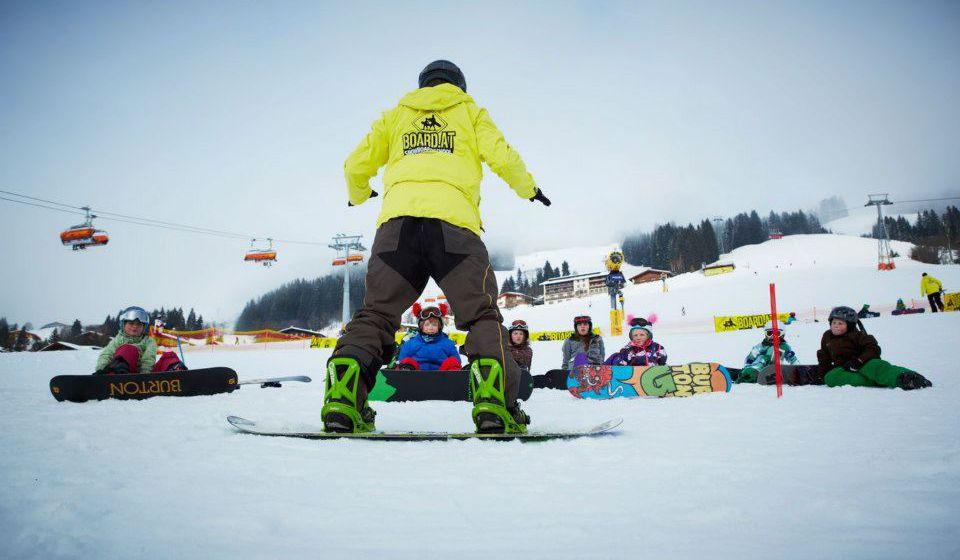Лыжная Школа Board.At Ski Shool