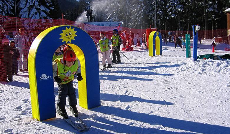 Лыжная Школа Borosport