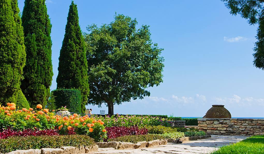 Ботанический Сад (Балчик)