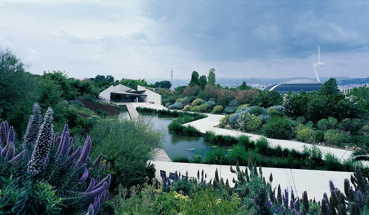 Ботанический Сад Барселоны