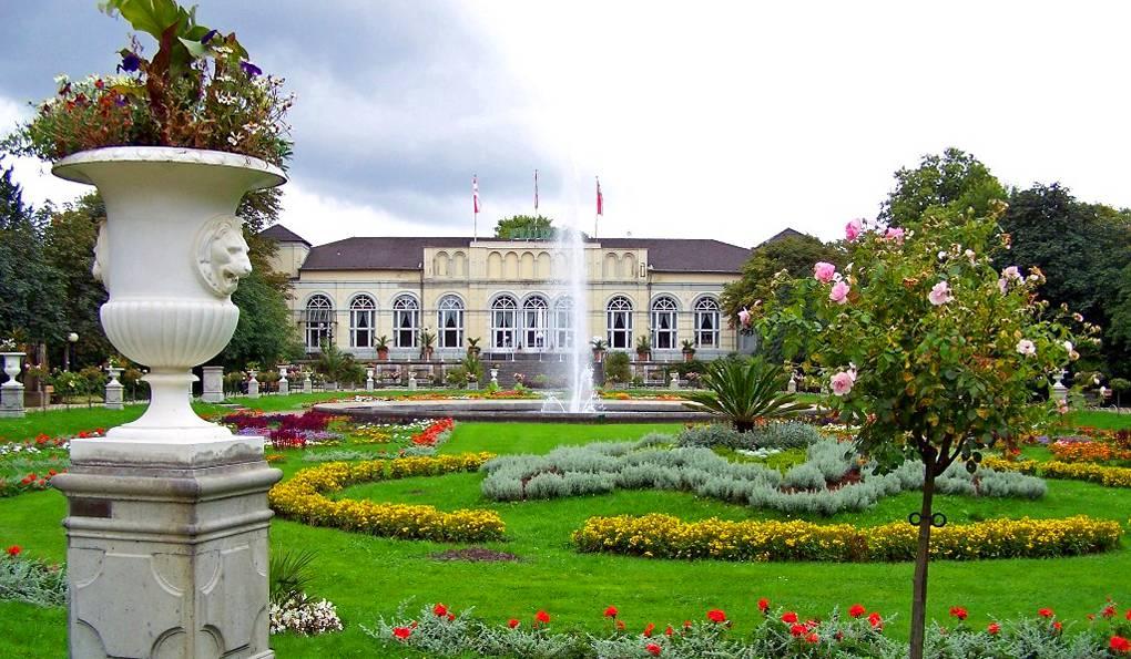 Ботанический Сад Кельна
