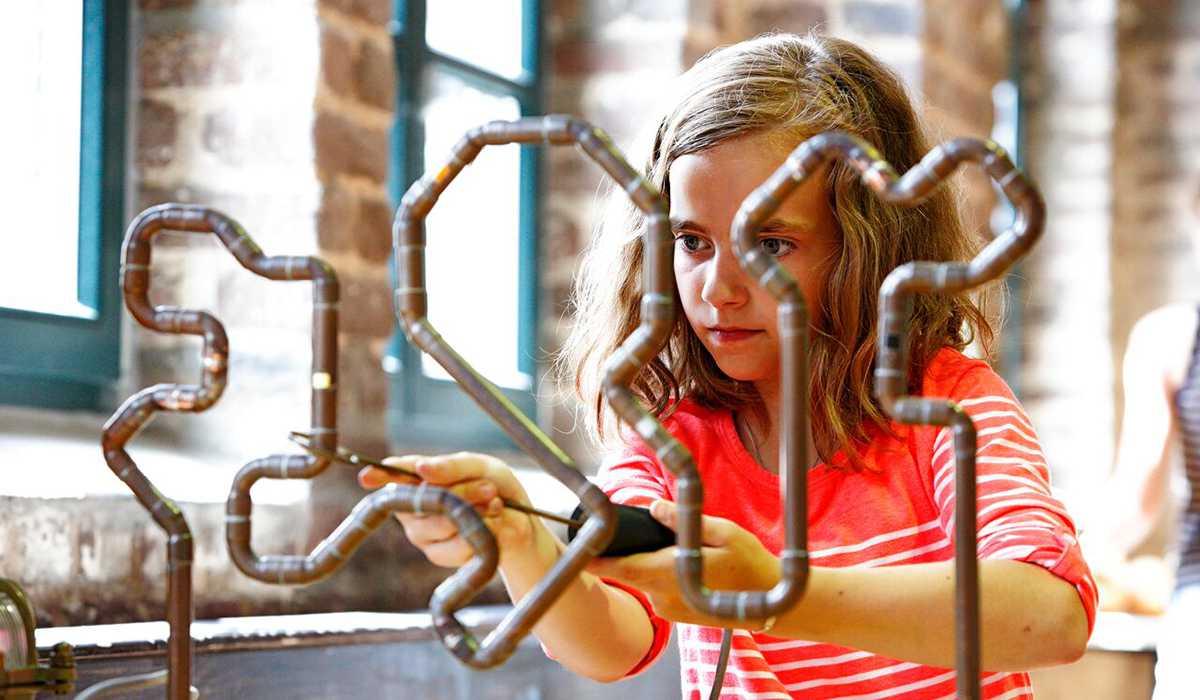 Детский Музей Эксплорадо