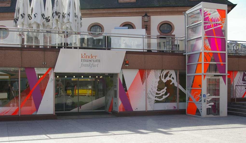 Детский Музей во Франкфурте