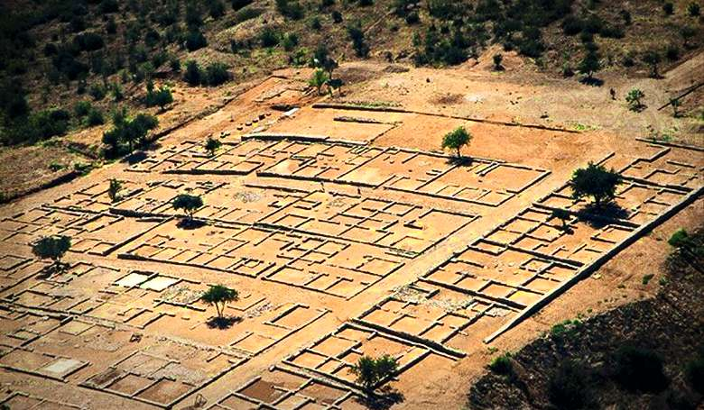 Древний Город Олинфос