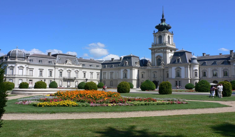 Дворец Фештетичей в Кестхее