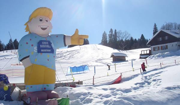 Лыжная Школа Erste Skischule Oberstdorf