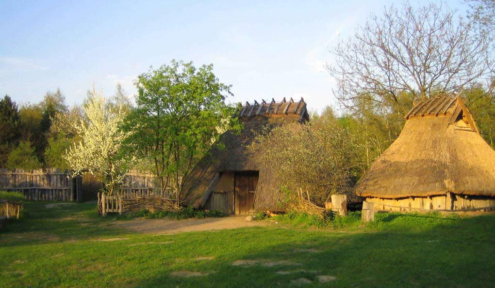 Этнографическая Деревня-музей Düppel