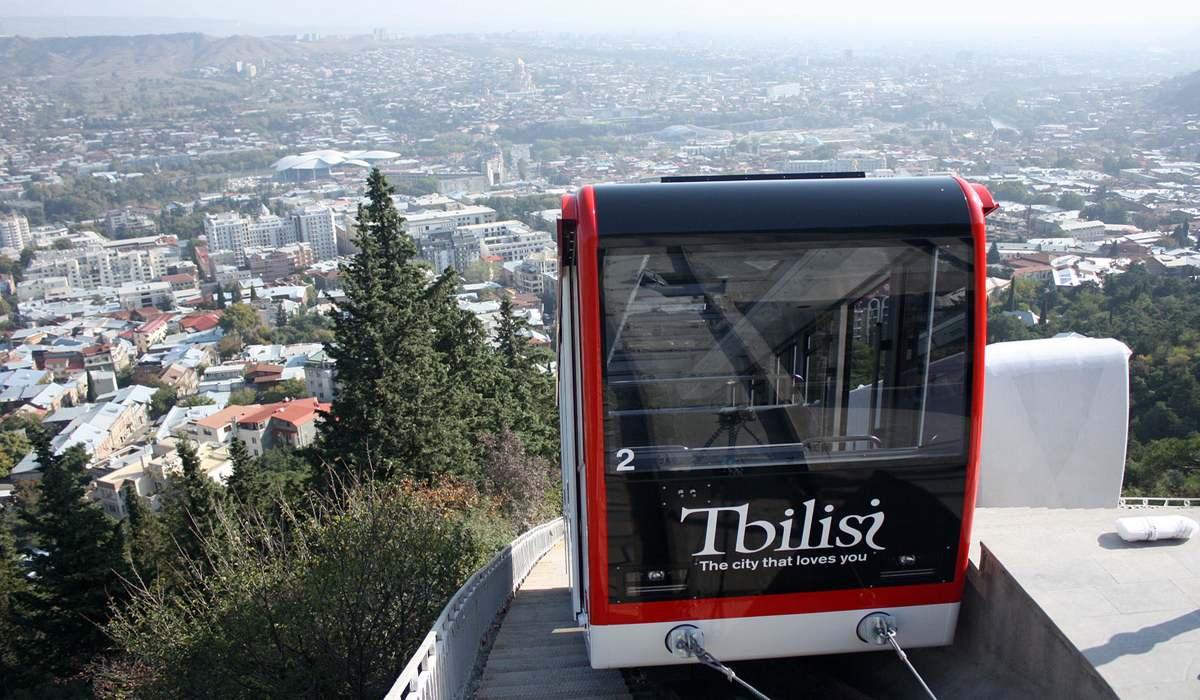 Картинки по запросу тбилиси фуникулер