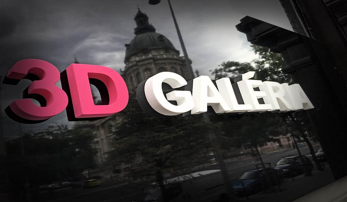 Галерея 3D в Будапеште