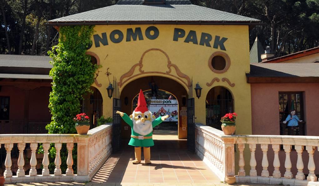 Гномо-Парк в Ллорет-де-Мар