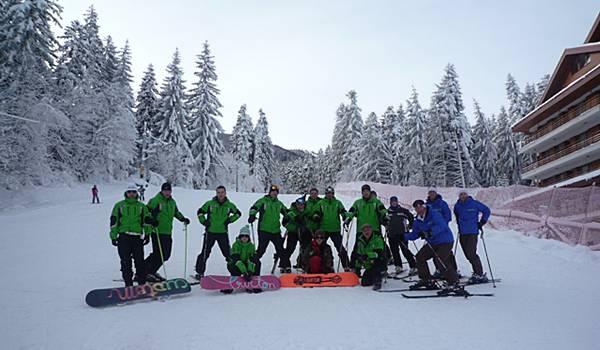 Лыжная Школа Hunters