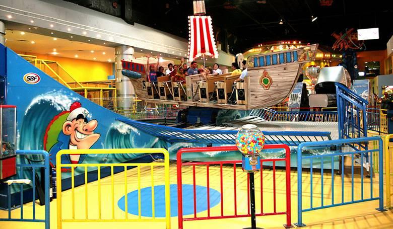 Игровой Центр Fun City в Рас-эль-Хайме