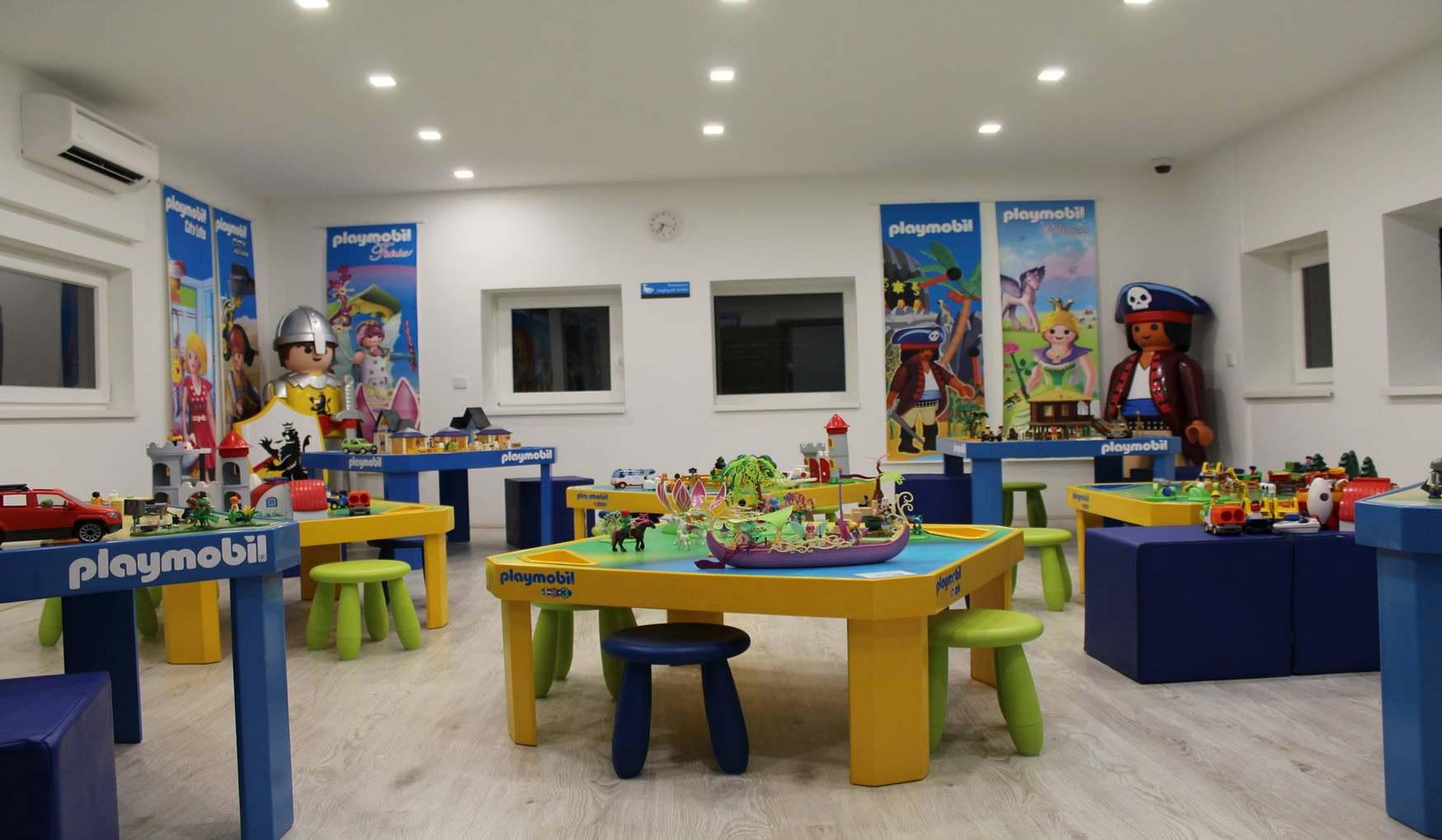 Игровой Центр Small World