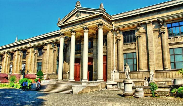 Археологический музей Стамбула что посмотреть часы работы