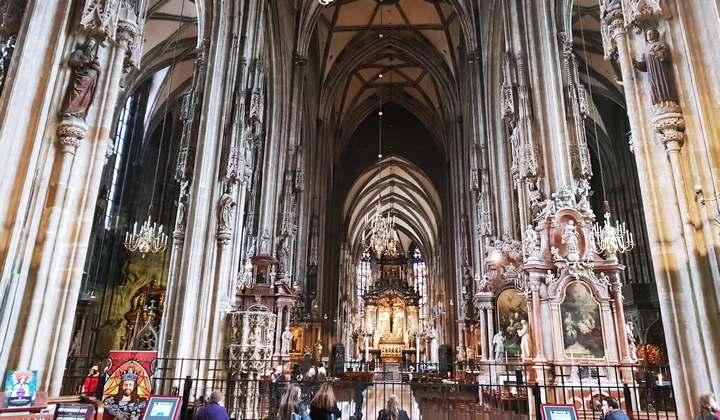 Собор Святого Стефана, Австрия - авторский обзор, часы работы, цены