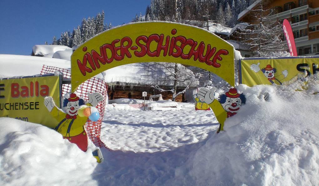 Лыжная Школа Kinderskischule Balla