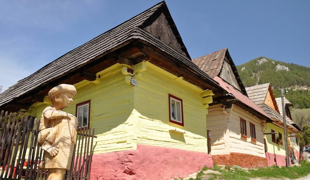 Колоритная Деревня Влколинец
