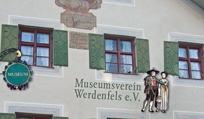 Краеведческий Музей Werdenfels