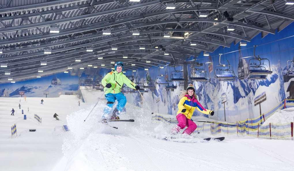Крытый Горнолыжный Центр Jever Skihalle
