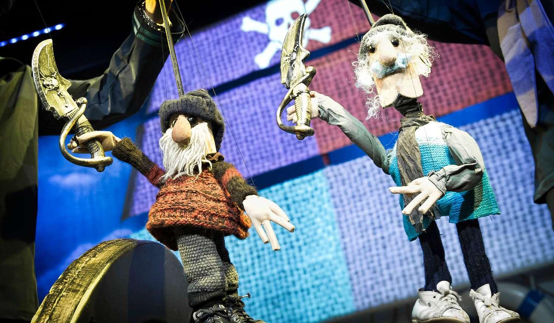 Кукольный Театр Сампо