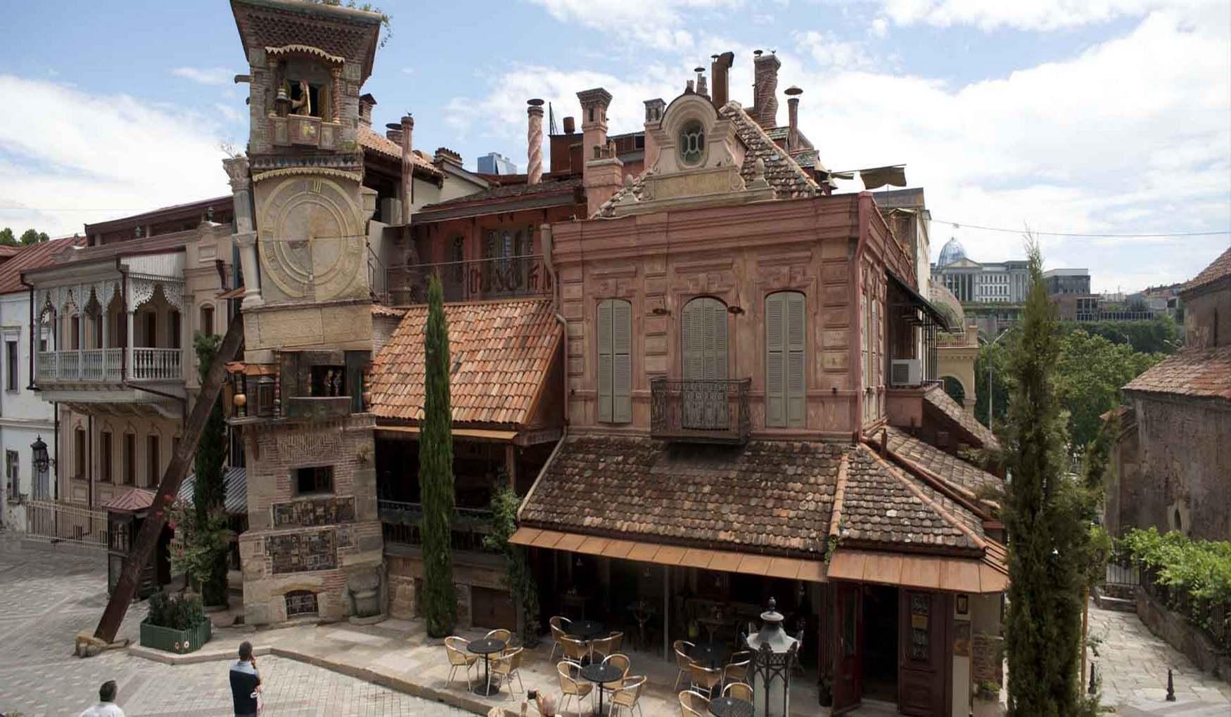 Кукольный Театр Тбилиси
