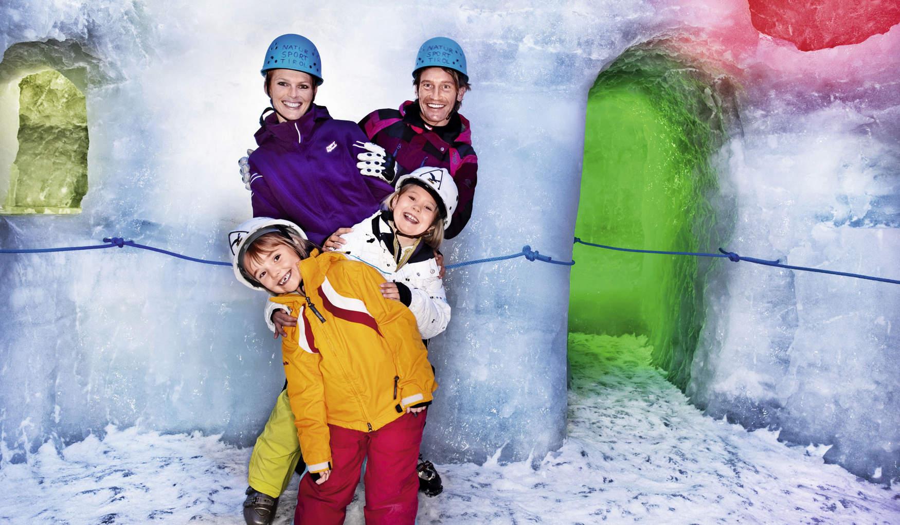 Ледяная Пещера Хинтертукс