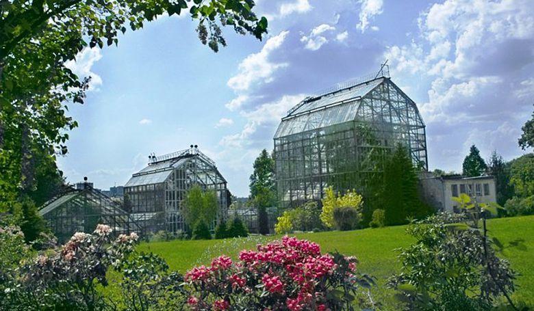 Львовский Ботанический Сад