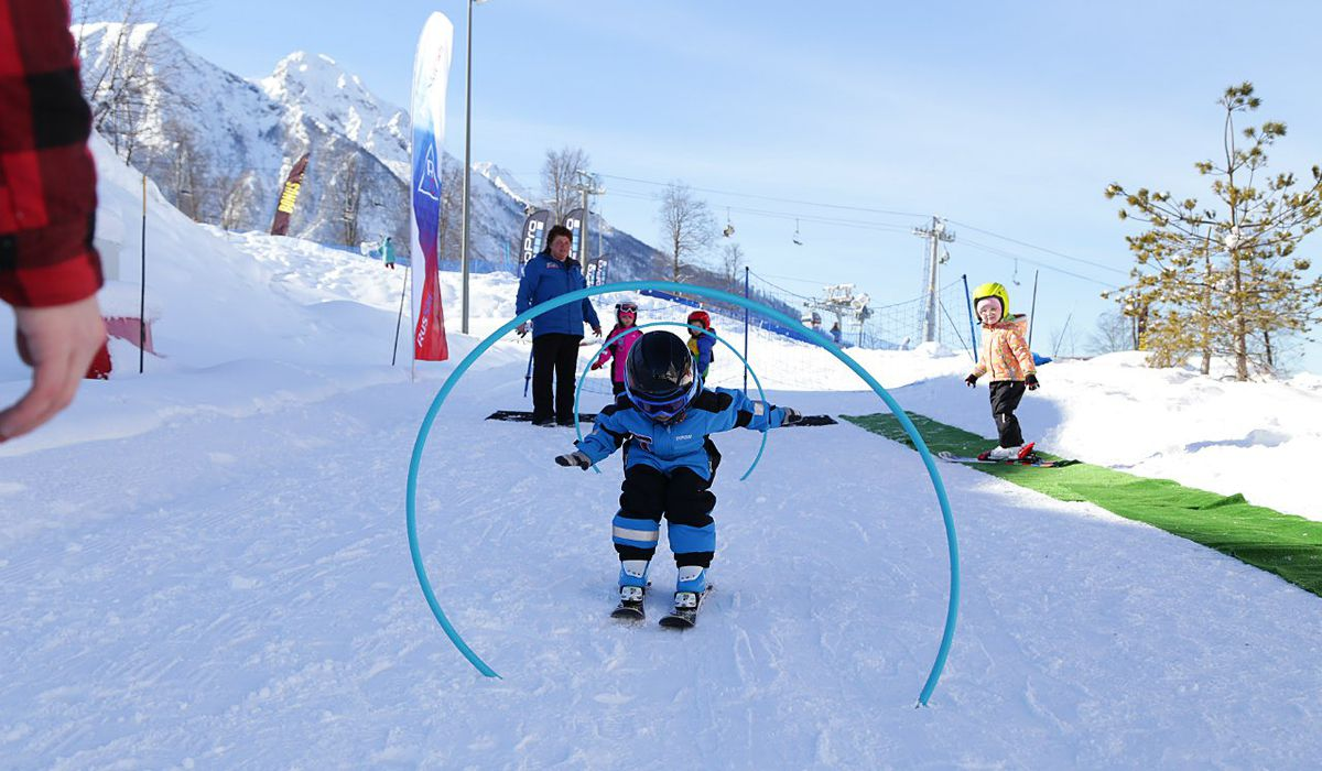 Лыжная Школа RusSkiClub