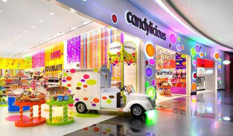 детские магазины в дубай молле