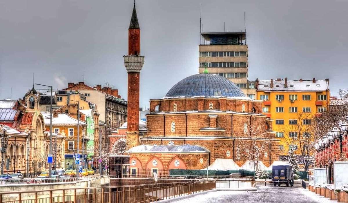 Мечеть Баня Баши