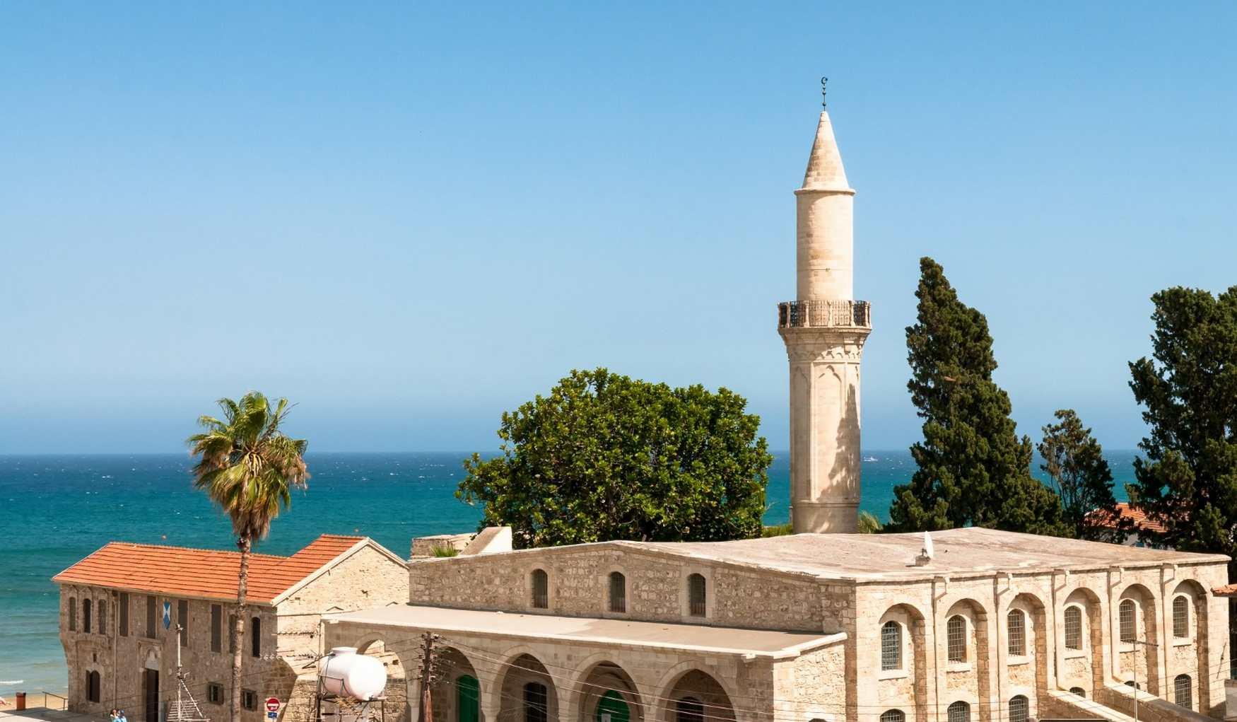 Мечеть Джами Кебир