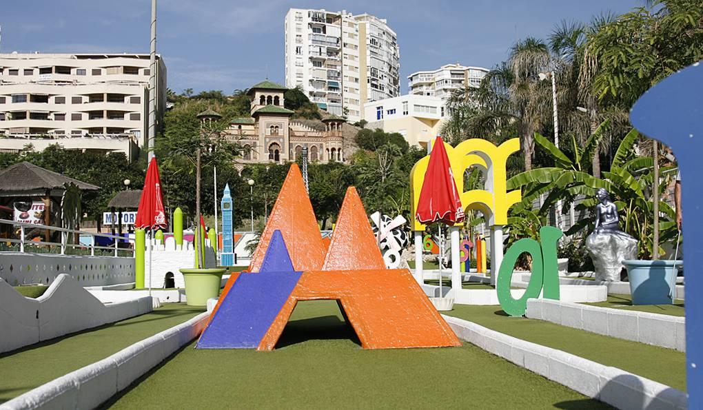 Mini Golf Park Torremolinos