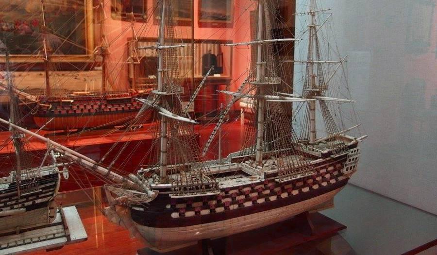 Морской Музей Мадрида