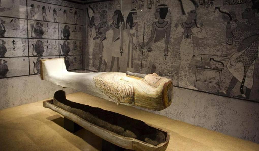 Музей Египта в Барселоне