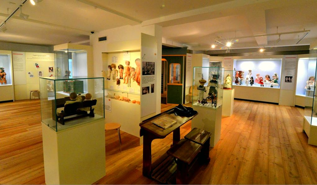 Музей Фарфора и Кукол Aschenbrenner